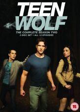 Teen Wolf - Series 2 - Complete (DVD, 2013, 3-Disc Set) FREE POST IN UK