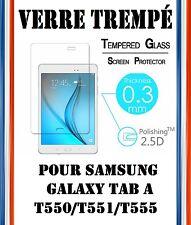 Lot/ Pack Film Verre Trempe Protecteur Samsung Galaxy Tab A 9.7 SM-T550 SM-T555