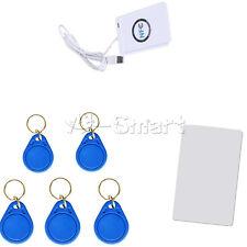 NFC ACR122u Reader&Writer 13.56Mhz RFID Copier Duplicator+5pcs UID Cards+Tags