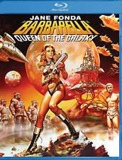 Barbarella NEW (Blu-ray Disc, 2012)
