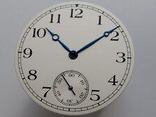 Cadran Aiguilles MARINE SILVER 6498 ETA Unitas watch dial Zifferblatt 36.3mm MOO