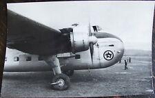 Aviation, PHOTO AVION BRISTOL FREIGHTER AU SOL, MILITARIA
