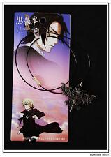 Kuroshitsuji Black Butler Manga Pendentif Collier 黒執事