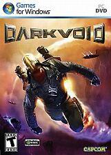 Dark Void Sci-Fi Parallel Universe Aerial Combat Pc New