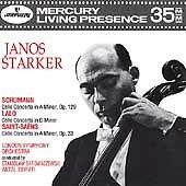 Robert Schumann, Edouard Lalo, Camille Saint-Sa‰ns: Cello Concertos (CD, Jun-199