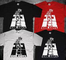 New Golgo 13 Professional Assassin Japan Classic Retro Manga Anime T-shirt