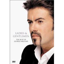 GEORGE MICHAEL Ladies & Gentlemen The Best Of DVD BRAND NEW PAL Region 4