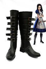 Alice: Madness Returns Cosplay Schuhe Kostüm zapato scarpa chaussure psp costume