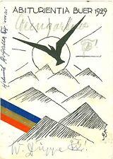 Studentika, Gelsenkirchen - Buer, Abiturientia 1929