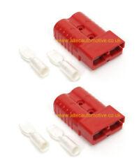 Rouge 175 Ampère Anderson SB-175 Connecteur d'alimentation (Paire) Pour 16mm2 / # 6 Awg Câble