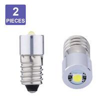 P13.5S PR2 Flashlight Torch E10 Work Light LED Upgrade Bulb C D A AA Cell 2X