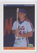 1993 Classic Best Pittsfield Mets #10 Rafael Hernandez Rookie Baseball Card