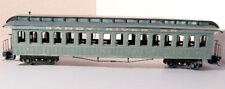 1884 LACONIA 46' ARCH WINDOW COACH Railroad On30 Kit-Basher Kit DFM17