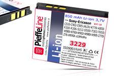 batteria 850mAh per sony ericsson Z770i Z78