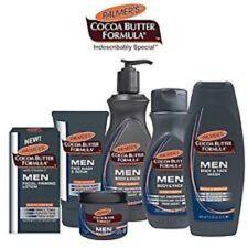 6Palmer's Cocoa Butter Formula For Men's With Vitamin E - Full Range + Free P&P