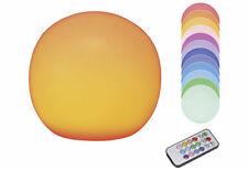Kugel Licht Lampe Kugelleuchte LED Wachs Farbwechsel mit Fernbedienung 20cm 25cm