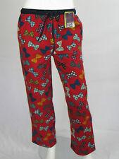 Mitch Dowd PJs Sleepwear Lounge Pants sizes Small Medium Large XL 2XL Colour Red