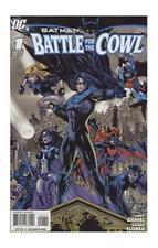 Batman Battle For The Cowl Hardcover Grapic Novel Tony S Daniel