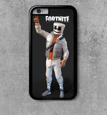 coque de protection Iphone 4/5/6/7/8/X Skin Fortnite  marshmello 3