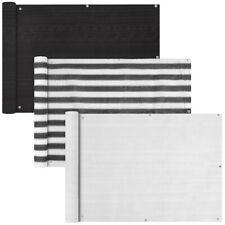 Balkon Sichtschutz Balkonbespannung Balkonverkleidung HDPE 4/6 m mehrere Auswahl
