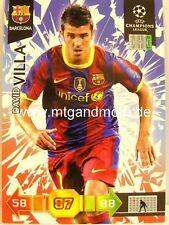 Adrenalyn XL Champions League 10/11 - David Villa