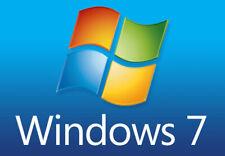 Windows 7 Professional, Produktkey + bootfähigem USB-Stick, 32/64 Bit
