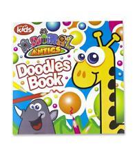 48 pagine da colorare Doodle Divertente Set 20cm fattoria degli animali o Arty