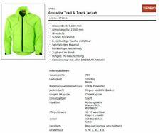 Spiro Laufjacke S185X neongelb Laufen Running Walking Wasserdicht Atmungsaktiv