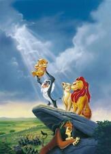 THE LION KING TEXTLESS ROCK DISNEY MOVIE POSTER FILM A4 A3 ART PRINT CINEMA