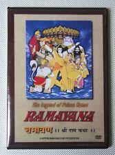 Warrior Prince (The Story of Lord Rama) -- Animated Ramayana DVD
