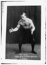 Photo of Carl Nelson - Danish W.W. champion wrestler of Brooklyn