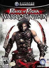 Prince of Persia: Warrior Within (Nintendo GameCube, 2004)