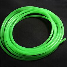 Silicone Rubber Vacuum Hose Food Grade Tube Pipe Fish Car Air - Bright green -UL