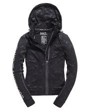 Womens Superdry Core Gym Zip Hoodie sweatshirt hoody rrp £65