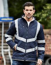 YOKOHi Vis Kensington Jacket (with Fleece Lining) Jacken XS - 3XL YK706 (S)