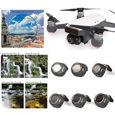4Pcs/6Pcs CPL Polarizer ND4 ND8 ND16 ND32 UV HD Filter Lens for DJI Spark Drone