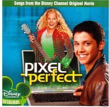 Pixel perfect - 2004-Disney Original Soundtrack CD