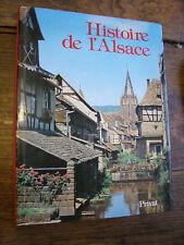 histoire de l'Alsace de dollinger éd. Privat