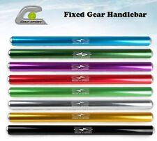 Fixed Gear Straight Handle Bar Racing Bike Cycling  Handlebar 25.4mm Track Fixie