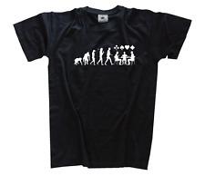 Standard Edition Skatspieler Skatkarten Skat Evolution T-Shirt S-XXXL
