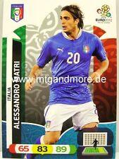 Adrenalyn XL EURO EM 2012 - Alessandro Matri - Italien