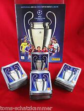 Panini Champions League 2011/2012 150 Tüten + Album = Sticker Leeralbum CL 11/12