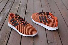 0fa4f40418f9 Adidas Nemeziz 17.4 Tr Orange Black Textile Trainers Shoes 7.5 9 9.5 10 10.5