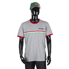 Sidi Casuals Unisex para hombre señoras Camiseta Gris Sprint