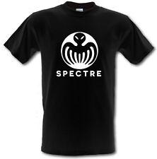 SPECTRE Logo JAMES BOND 007 Heavy Cotton t-shirt ALL SIZES Small - XXL