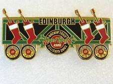 EDINBURGH,Hard Rock Cafe Pin,European Train Series