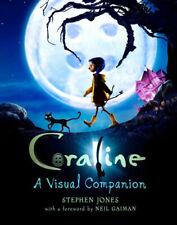 153246 Coraline Movie Art Wall Print Poster CA