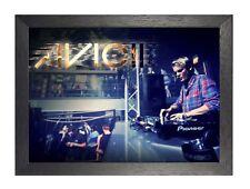 4 Avicii Photo Swedish DJ Remixer Picture Electro House Producer Music Poster