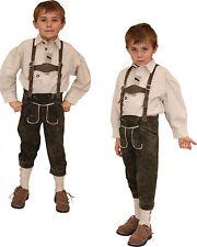 Trachten Lederhose rodilla federal pantalones de cuero pantalones + regulator made in Germany