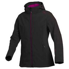 Campagnolo Damen Softshell Lang Jacke warm gefüttert abnehmbare Kapuze UVP ab 99